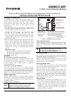 Honeywell ADEMCO 4297 Extender Installation and setup manual (4 pages)
