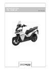 KSR Moto T58 - ZION 125 Motorcycle Repair manual (136 pages)
